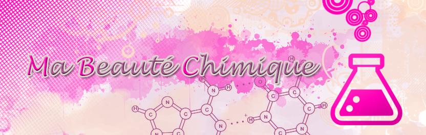 Ma beauté chimique